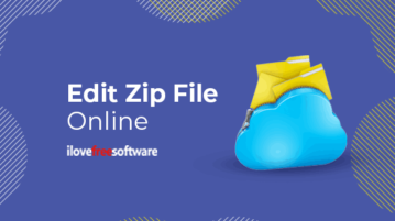 edit zip file online