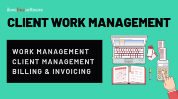 Online Client Work Management Tool with Invoicing