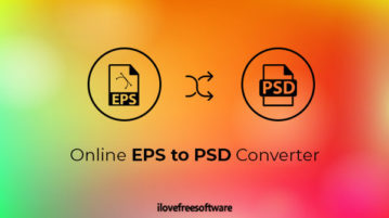 online EPS to PSD converter