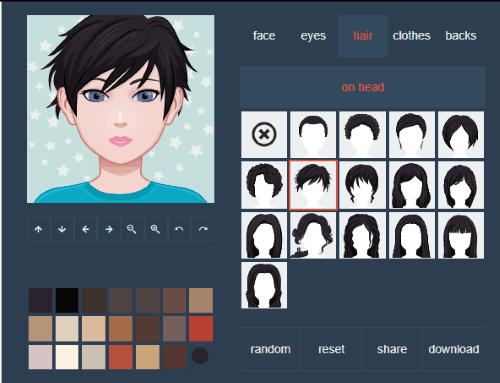 online anime character creator