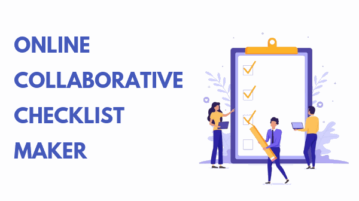 online collaborative checklist makers