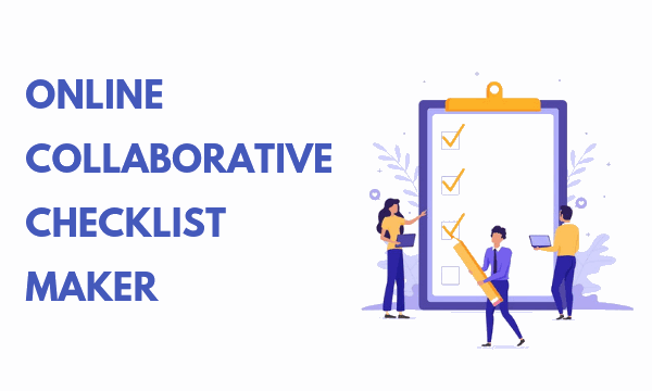 5 Online Collaborative Checklist Maker Websites Free