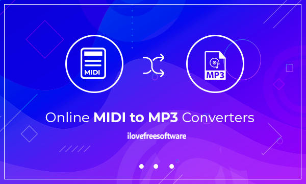 5 Online MIDI to MP3 Converter Websites Free