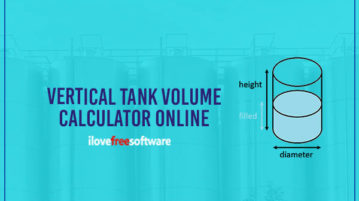 online vertical tank volume calculators