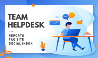 Free Online Helpdesk Tool for Teams with FAQ, Social Inbox