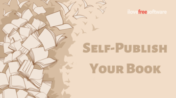 List of Online Platforms to Self Publish Your Book