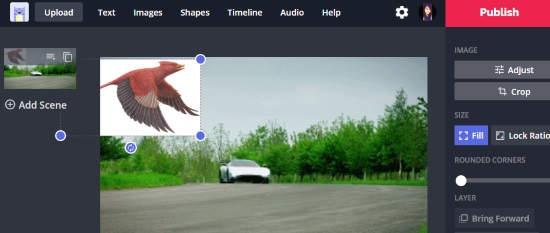 overlay image on GIF online