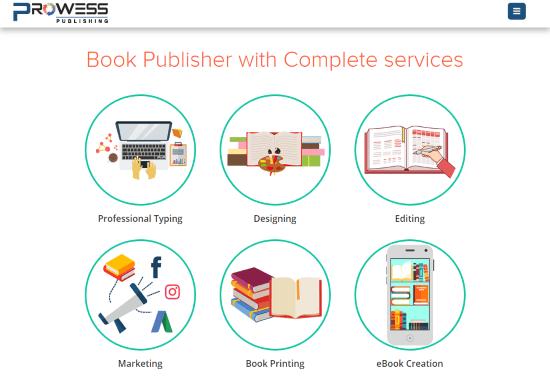 Online Platforms to Self Publish Your Book prowebspub