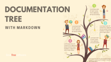 Create Visual Documentation Tree with Markdown for Document, Campaign