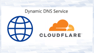 Cloudflare dynamic DNS Windows client