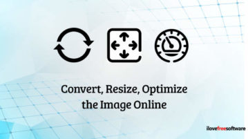 Convert, Resize, Optimize the Image Online