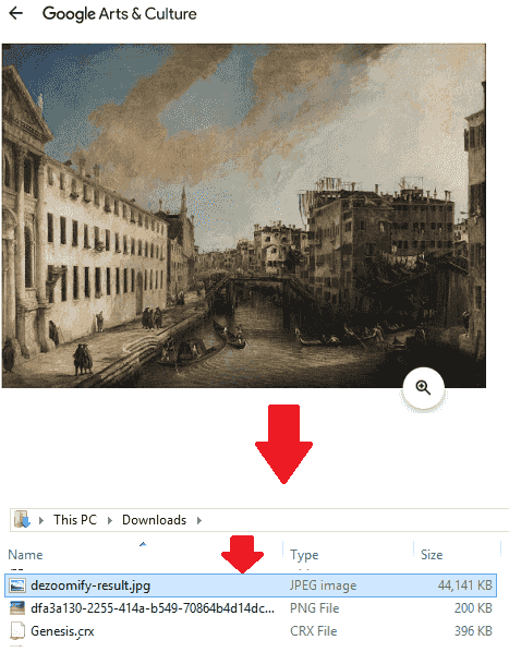 Download Zoomable Images in Full Resolution from Any Website