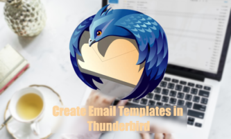 Free Email Templates Creator plugin for Thunderbird with Quick Access