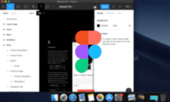 Figma Desktop App for macOS with Shortcuts, Touch Bar Support: Figmac