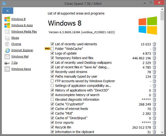 Free Disk Cleaner Software for Popular Windows Programs to Delete Junk