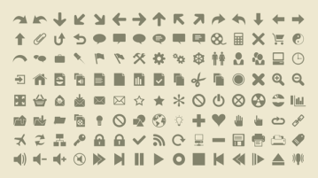 Free Material Design Icons Pack
