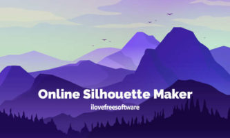 6 Free Online Silhouette Maker to Create Silhouette Images