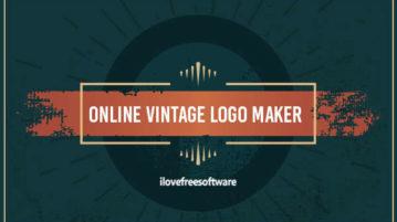 Online Vintage Logo Maker