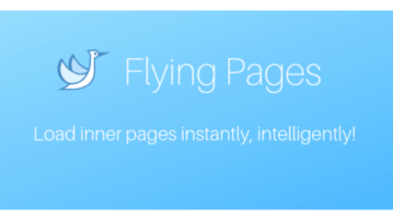 Preload pages before user clicks with Flying Pages WordPress plugin Free