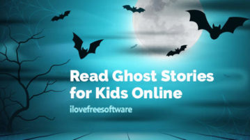Read Ghost Stories for Kids Online