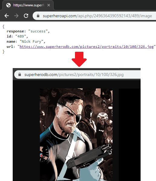 Superhero Database API