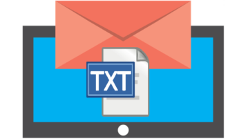 Text Based Email Client