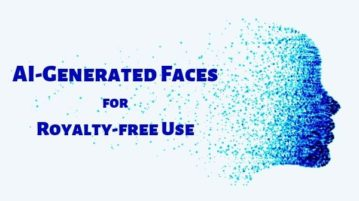 Download AI-Generated Faces for Royalty-free Model Photos Use