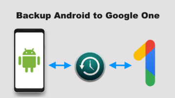How to Automatically Backup Android Phone to Google One?