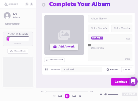 soundcloud competitor with no censorship