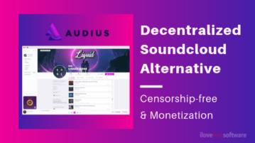 Blockchain-based Soundcloud Alternative with Monetization