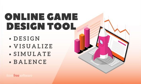 Free Browser-based Game Design Tool to Simulate Game System
