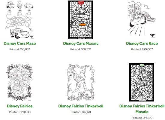 download printable coloring pages
