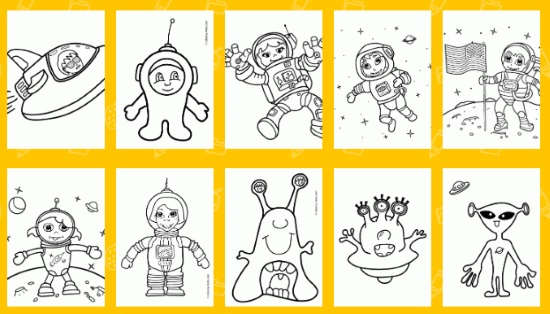 download printable coloring pages for boys