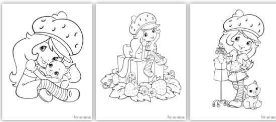 download printable coloring pages for girls