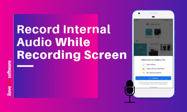 Record Internal Game Audio on Android with this Free App