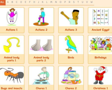 Online Vocabulary Games for Kids: 9 Free Websites