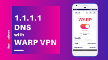 Free Cloudflare VPN for Android with 1.1.1.1 DNS