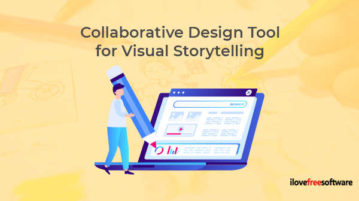 Collaborative Design Tool for Visual Storytelling