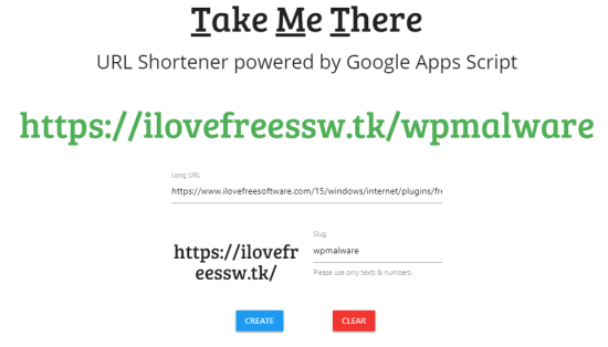 Create a Free URL Shortener using Google Apps Script and GitHub Pages