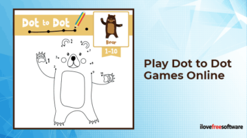 Download Dot to Dot Printable Worksheets