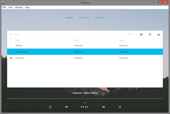 Free Cloud Music Player for Windows to play Songs from S3, IPFS, Dropbox