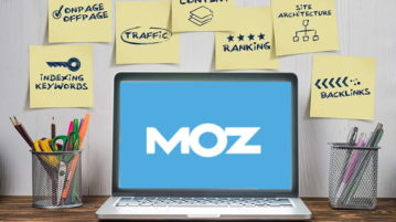 Free Domain Analysis Tool by Moz to See SEO Metrics