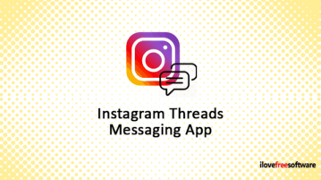 Instagram Threads Messaging App