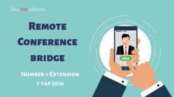 Keep All Conference Bridges In One Place with 1-tap Join