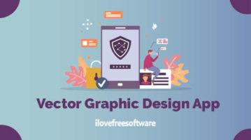 Vector Graphic Design App