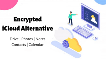 Blockchain-based iCloud Alternative to Store Files, Photos, Contacts, Notes
