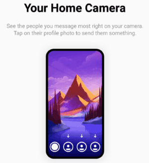 customzie your home camera