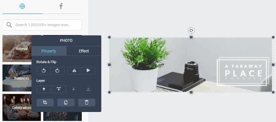 design email header online