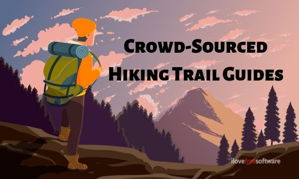 Free Hiking Trail App to Get Trail Guides with Navigation, Offline Maps
