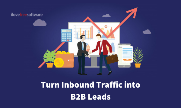 How to Turn Inbound Traffic into B2B Leads with Companies Info?